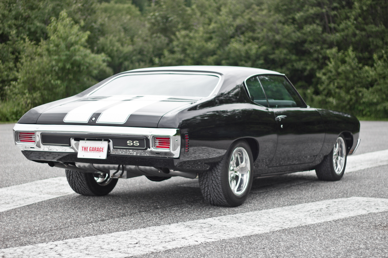 Garage Built - 1970 Chevelle Pro Touring