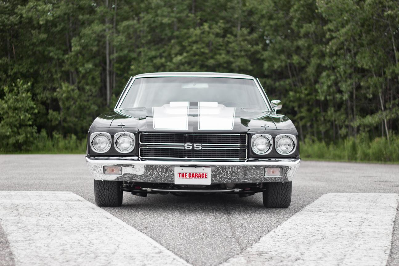 Garage Built 1970 Chevelle Pro Touring