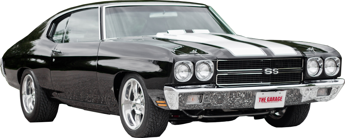 Garage Built 1970 Chevelle Pro Touring